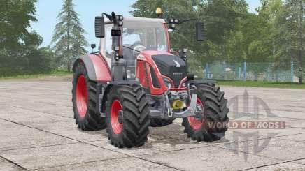 Fendt 500 Vario〡reifen wahlbar pour Farming Simulator 2017