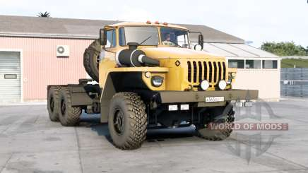 Châssis Ural 44202〡 châssis pour American Truck Simulator