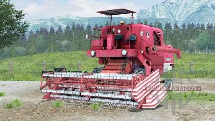 Allumage bizon Z040〡manual pour Farming Simulator 2013