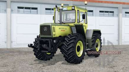 Mercedes-Benz Trac 1800〡 waschbar für Farming Simulator 2015