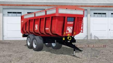 Gilibert 1810 Couverture pro〡opening pour Farming Simulator 2015