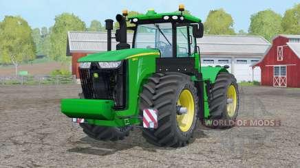 John Deere 9560R〡 bonne manipulation pour Farming Simulator 2015