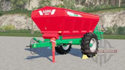 Agro-Masz Rewo 8200 pour Farming Simulator 2017