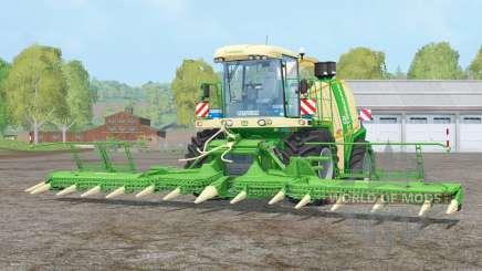 Krone BiG X 1100〡mouse controll pour Farming Simulator 2015