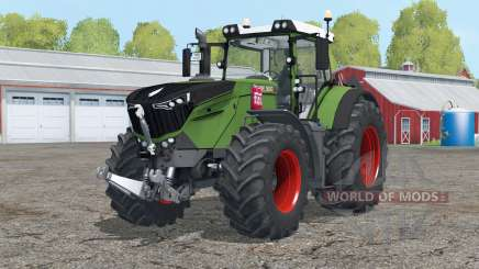 Fendt 1000 Vario〡neuer Motorsound für Farming Simulator 2015