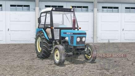 Zetor 7011 pour Farming Simulator 2015