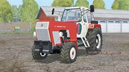 Fortschritt ZT 303-C〡rot Farbe für Farming Simulator 2015