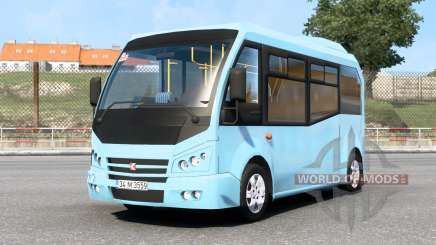 Karsan Jest v1.6 pour Euro Truck Simulator 2