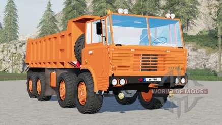 Tatra T813 8x8 Dump Truck pour Farming Simulator 2017