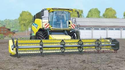 Nouveau modèle CR9.80〡nice hollande pour Farming Simulator 2015