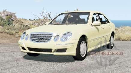 Mercedes-Benz E 280 (W211) 2007 pour BeamNG Drive