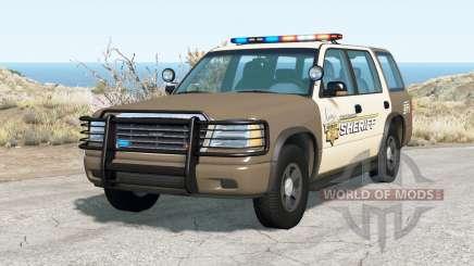Gavril Roamer Nalgones County Sheriff v2.0 pour BeamNG Drive