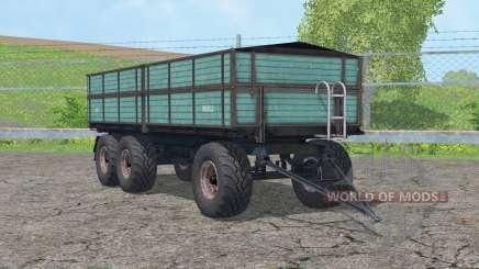 Mengele DR 75〡Sapacity 20 tonnes pour Farming Simulator 2015