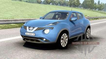 Nissan Juke (YF15) 2015 v1.6 für Euro Truck Simulator 2