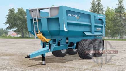 Rolland RollSpeed tippers pour Farming Simulator 2017