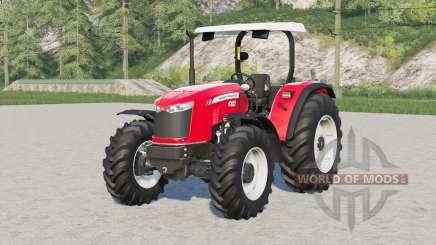 Massey Ferguson 4300 〡 moteurfixé pour Farming Simulator 2017