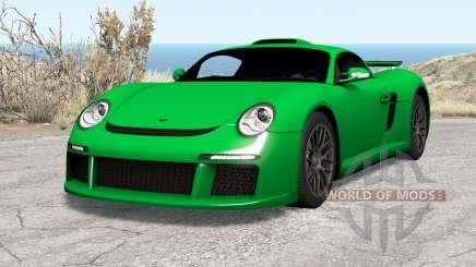 Ruf CTR3 2007 pour BeamNG Drive