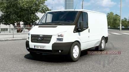 Ford Transit SWB Van 2006 v1.9 pour Euro Truck Simulator 2
