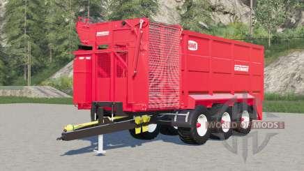 Grimme RUW 4000 für Farming Simulator 2017