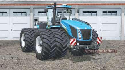 New Holland T9.670〡neue Sounds für Farming Simulator 2015