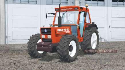 New Holland 110-90〡Spiegel reflektieren für Farming Simulator 2015