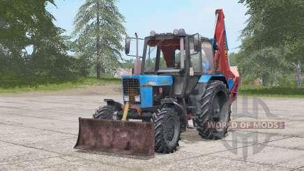 MTH 82.1 Weißrussland EO 2121〡eine Motorauswahl für Farming Simulator 2017