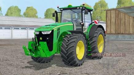 John Deere 8370R〡realistische Innenkamera für Farming Simulator 2015