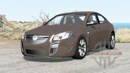 Vauxhall Insignia VXR 2009 pour BeamNG Drive