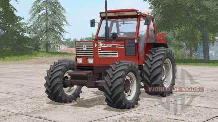 Fiat 140-90 DT Turbo〡full animé pour Farming Simulator 2017