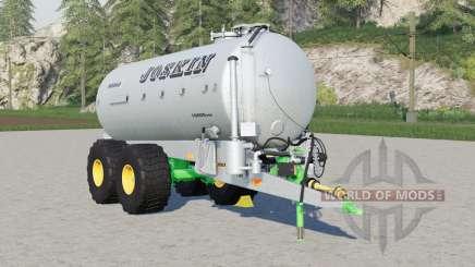 Joskin Modulo2 16000 MEB〡Räder Auswahl für Farming Simulator 2017