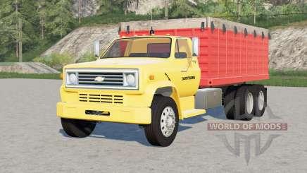 Chevrolet C70 Grain Truck pour Farming Simulator 2017