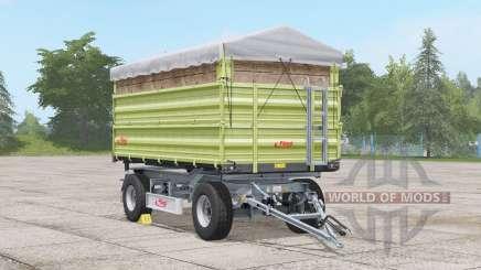 Fliegl DK 180-88〡Basisanimationen für Farming Simulator 2017