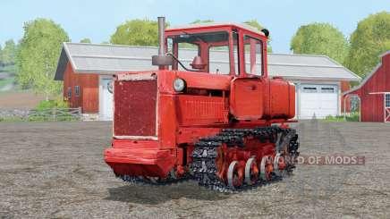 DT 75M〡 leviers de contrôle pour Farming Simulator 2015