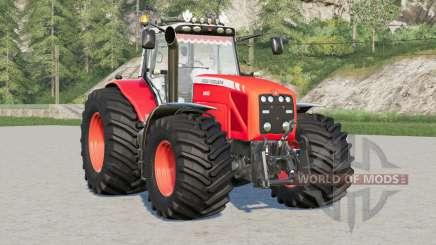 Massey Ferguson 8480 pour Farming Simulator 2017