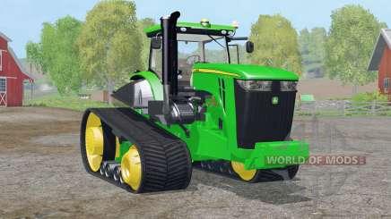 John Deere 9560RT〡 plus large pour Farming Simulator 2015