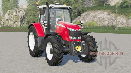 Massey Ferguson 6600 series pour Farming Simulator 2017