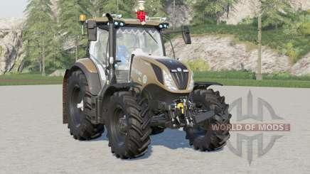Nouveau choix de la série Holland T6 〡colore pour Farming Simulator 2017