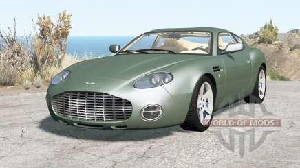 Aston Martin DB7 Zagato 200૩ für BeamNG Drive