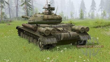 IS-4 für Spin Tires