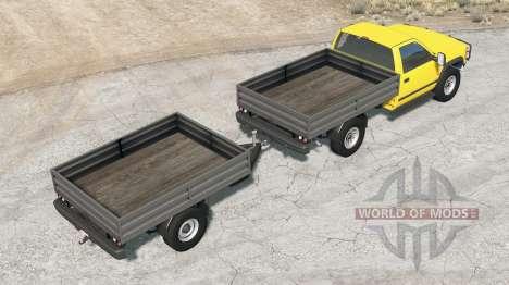 Gavril D-Series Farmhand Long v2.0 pour BeamNG Drive