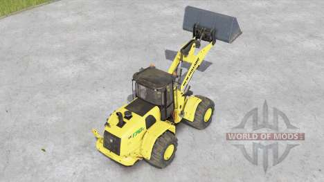New Holland W170C v1.5 pour Spin Tires