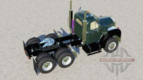 Mack B61 6x6 Tractor Truck pour Farming Simulator 2017