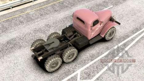 ZiL-157V v1.3 pour American Truck Simulator