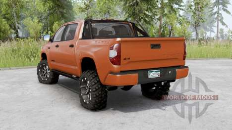 Toyota Tundra TRD Pro CrewMax 2019 pour Spin Tires