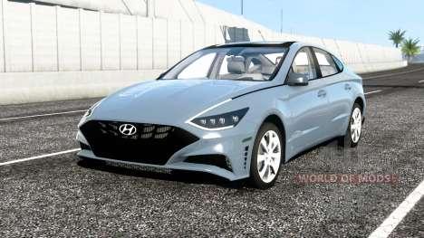 Hyundai Sonata Limited (DN8) 2020 pour American Truck Simulator