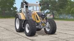 Fendt 500 Vario〡tire contrôle de pression pour Farming Simulator 2017