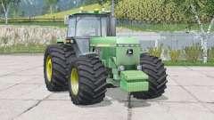 John Deere 4755〡 PneusTerra pour Farming Simulator 2015