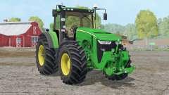 John Deere 8370R〡faltung Vorderglied für Farming Simulator 2015