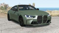 BMW M4 Competition (G82) 2020 pour BeamNG Drive