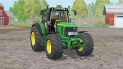 John Deere 6620〡Vollbeleuchtung für Farming Simulator 2015